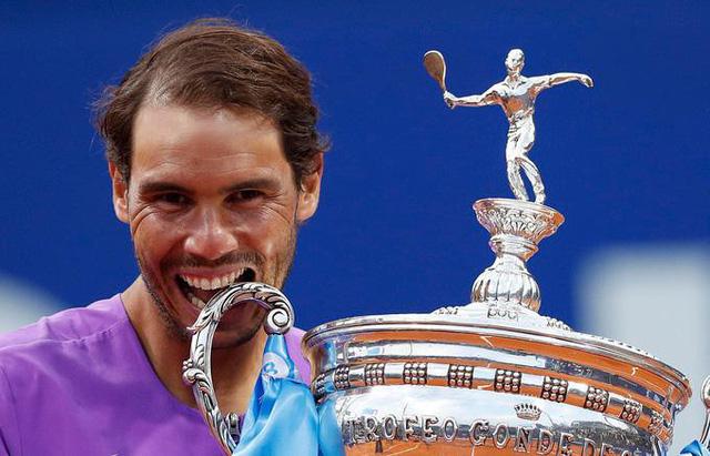 Nadal: Tôi chưa từng trải qua trận chung kết nào khó khăn như thế... - Ảnh 2.