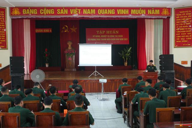 Khai mạc tập huấn công tác Đoàn và phong trào Thanh niên năm 2021 - Ảnh 5.