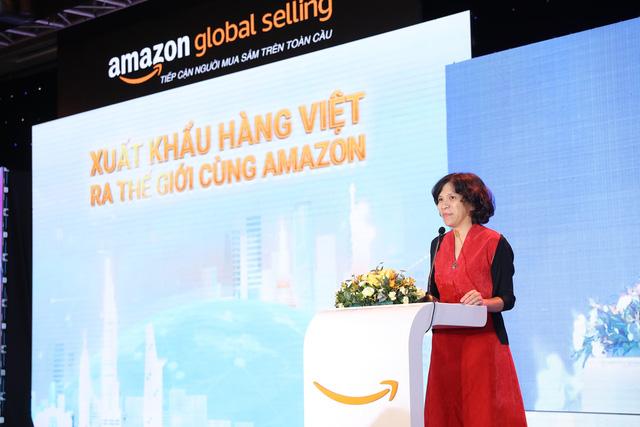 """Doanh nghiệp Việt và """"miếng bánh"""" 300 triệu tài khoản người mua của Amazon - Ảnh 1."""