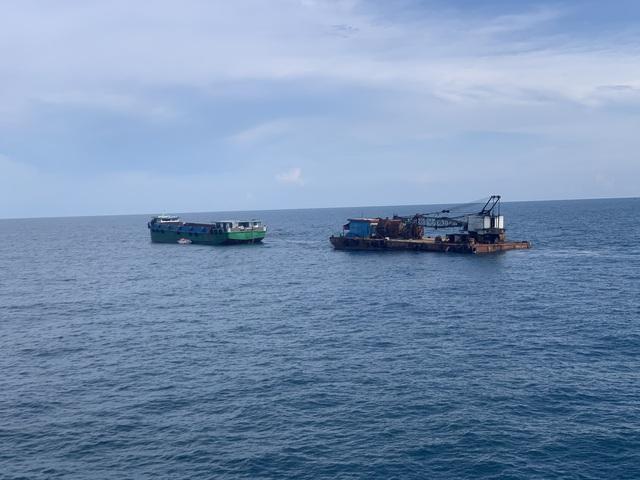 Phú Quốc: Liên tục phát hiện người nhập cảnh trái phép bằng đường biển - ảnh 1