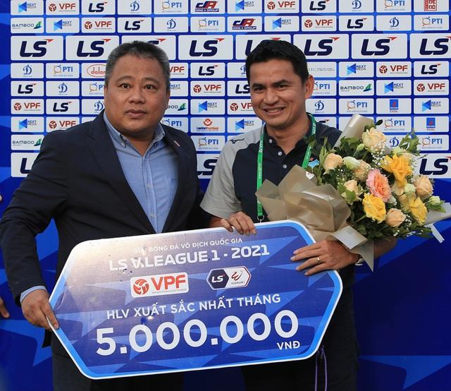 Chùm ảnh: Công Phượng ghi bàn, Hoàng Anh Gia Lai giành 3 điểm trước Đông Á Thanh Hóa - Ảnh 13.