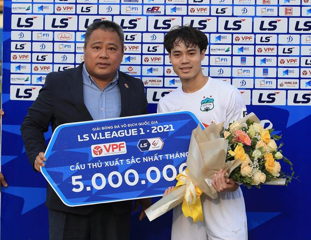 Chùm ảnh: Công Phượng ghi bàn, Hoàng Anh Gia Lai giành 3 điểm trước Đông Á Thanh Hóa - Ảnh 14.