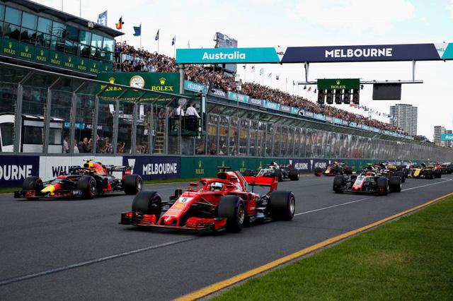 GP Australia công bố thay  đổi thiết kế đường đua - Ảnh 1.