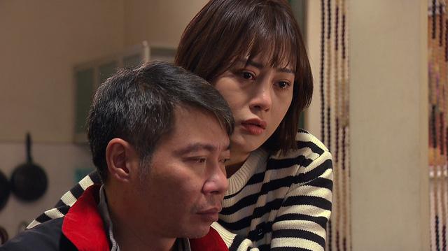 Hương vị tình thân - Tập 9: Biết bị ung thư, ông Tuấn (NSND Công Lý) sẽ nói sự thật về bố đẻ cho Nam? - Ảnh 6.
