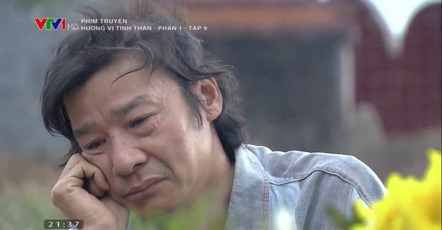 Hương vị tình thân - Tập 9: Biết bị ung thư, ông Tuấn (NSND Công Lý) sẽ nói sự thật về bố đẻ cho Nam? - Ảnh 14.