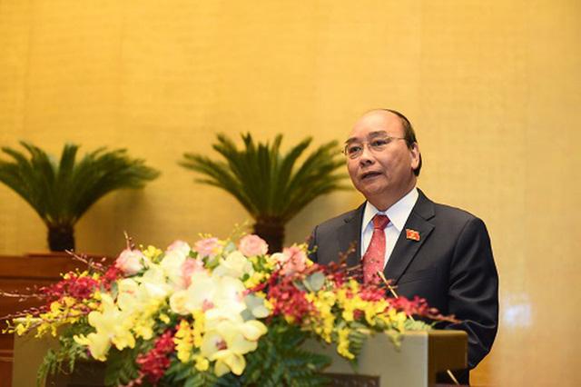 Ngày 5/4, Quốc hội bầu tân Chủ tịch nước và tân Thủ tướng - Ảnh 1.