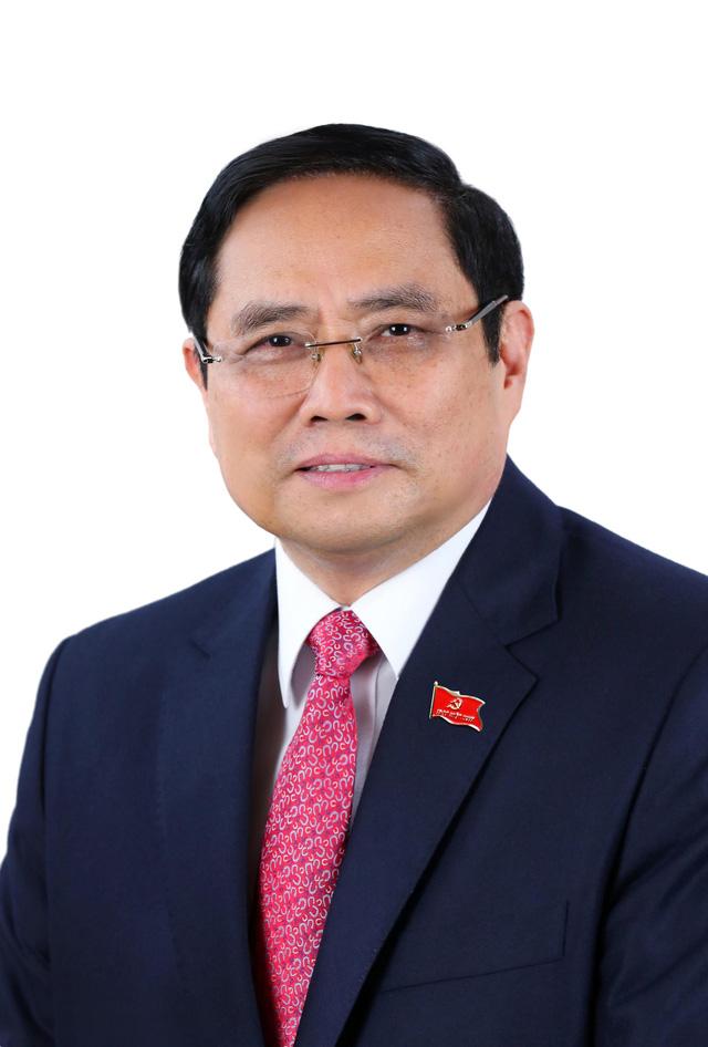 Tóm tắt tiểu sử Thủ tướng Chính phủ Phạm Minh Chính - Ảnh 1.