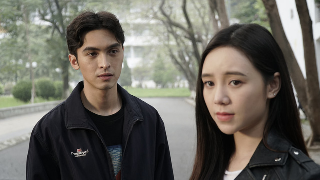 Phim mới Hãy nói lời yêu: Quỳnh Kool bị ám ảnh khi ngủ, NSND Trọng Trinh trở thành ông bố đầy vũ lực - Ảnh 1.