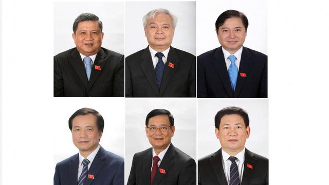 Ngày 6/4, kiện toàn nhân sự Phó Chủ tịch nước, Ủy viên Ủy ban Thường vụ Quốc hội - Ảnh 2.