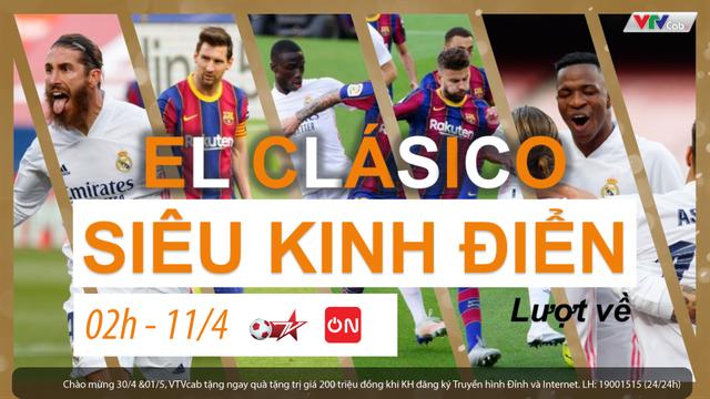 BLV Đức Anh: El Clasico giá trị không chỉ trên sân cỏ - ảnh 3