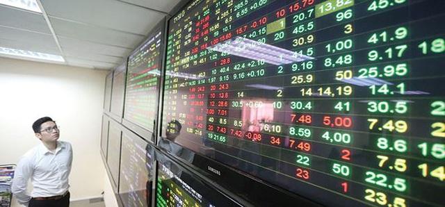 """Cổ phiếu ngân hàng - """"Điểm tựa"""" cho thị trường chứng khoán - ảnh 1"""