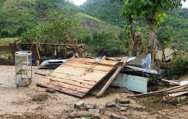 Xả lũ gây thiệt hại cho dân, Thủy điện Đăk Mi 4 vẫn chưa đền bù - Ảnh 3.