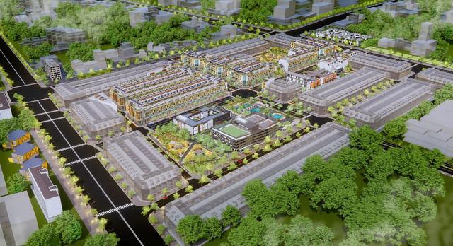 Loạt tiện ích đa dạng tại dự án đất nền TP Tây Ninh - Ảnh 2.
