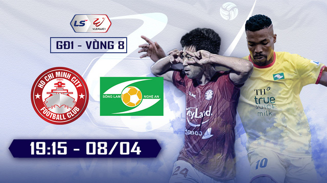 Vòng 8 V.League trên VTVcab: Hấp dẫn và đầy cảm xúc - ảnh 3
