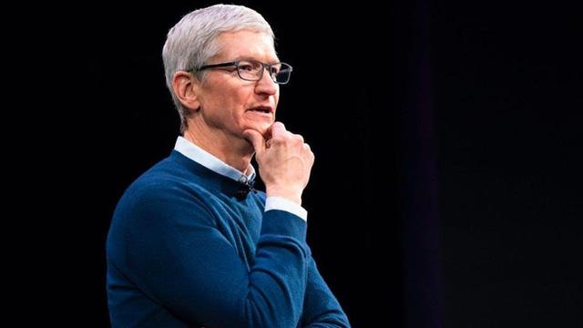 CEO Tim Cook có thể rời Apple trong 10 năm tới - ảnh 1