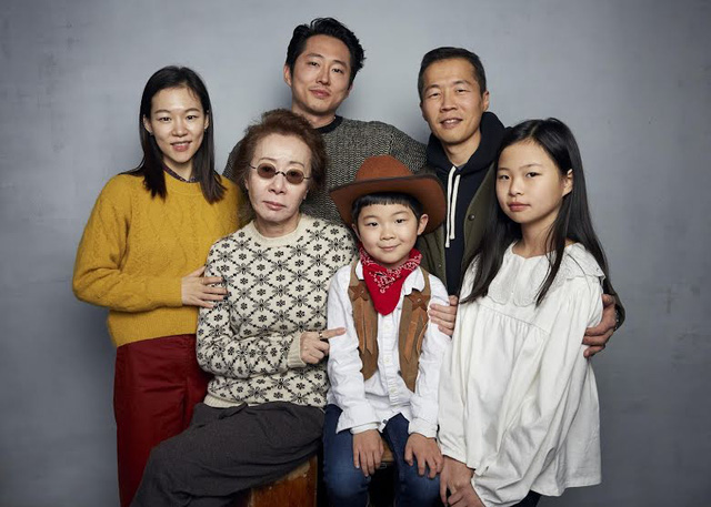 Sao phim Minari của Hàn Quốc sốc khi nhận giải SAG Awards 2021 - Ảnh 2.