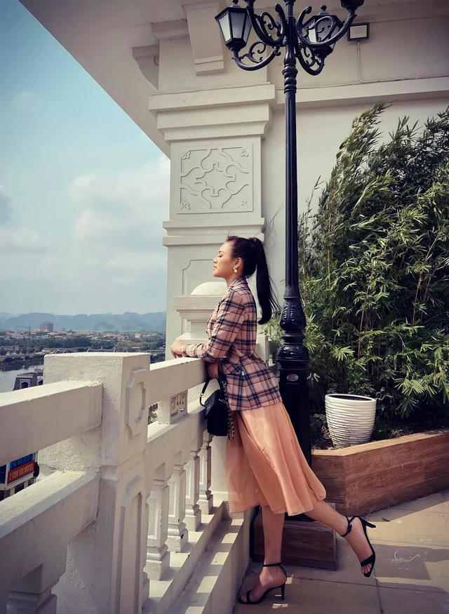 Thu Quỳnh sang chảnh kiêu kỳ trong phim mới - Ảnh 2.