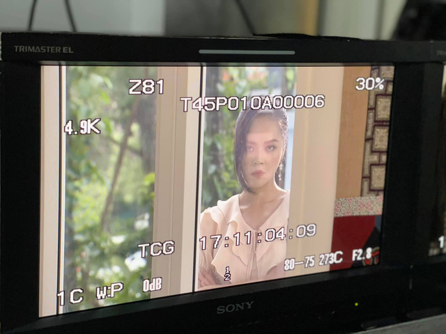 Thu Quỳnh sang chảnh kiêu kỳ trong phim mới - Ảnh 7.