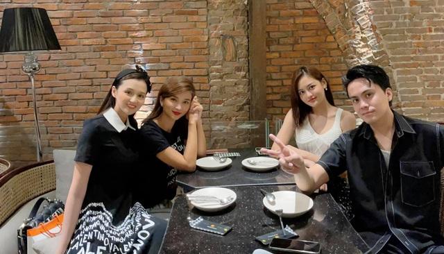 Lã Thanh Huyền hội ngộ nguyên dàn diễn viên Tình yêu và tham vọng - Ảnh 2.