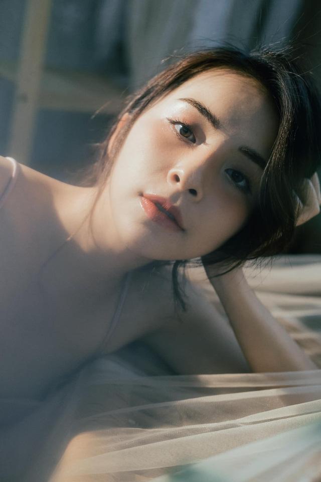 Chào tuổi 25, Trần Vân tung bộ ảnh mới vô cùng quyến rũ - Ảnh 7.