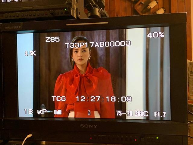 Thu Quỳnh sang chảnh kiêu kỳ trong phim mới - Ảnh 9.