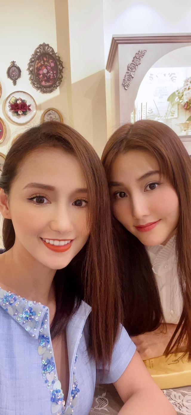 Lã Thanh Huyền hội ngộ nguyên dàn diễn viên Tình yêu và tham vọng - Ảnh 1.