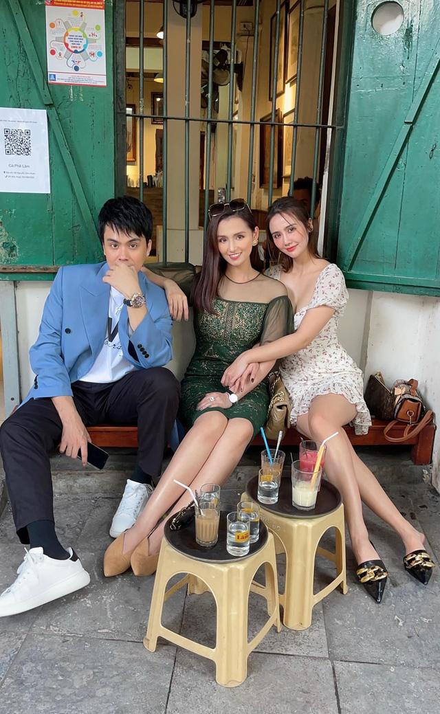 Lã Thanh Huyền hội ngộ nguyên dàn diễn viên Tình yêu và tham vọng - Ảnh 4.