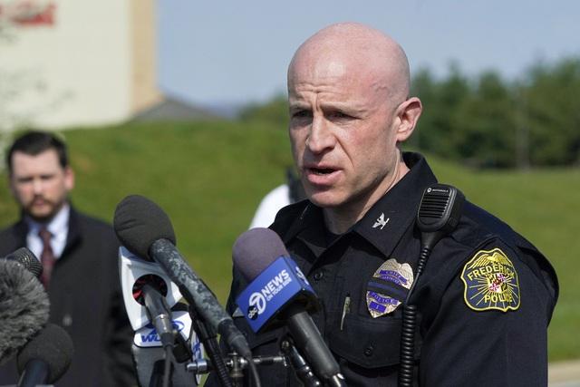 Nhân viên quân y nổ súng ở Maryland (Mỹ), 2 người bị thương nặng - Ảnh 2.