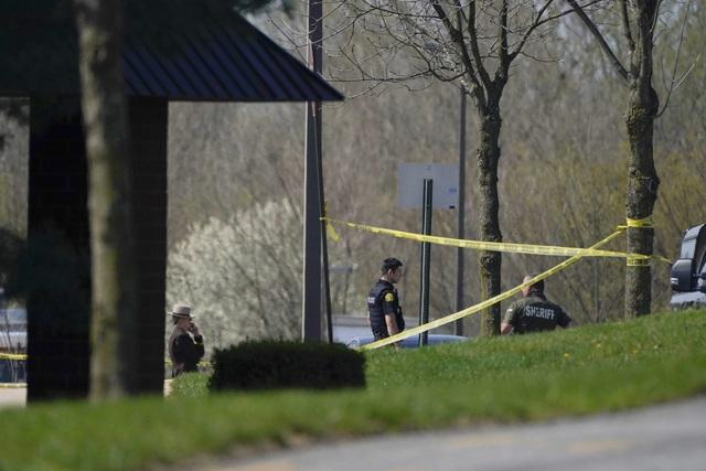 Nhân viên quân y nổ súng ở Maryland (Mỹ), 2 người bị thương nặng - Ảnh 1.