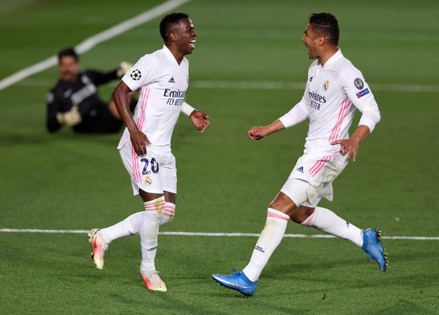 Kết quả UEFA Champions League sáng 7/4: Real Madrid 3-1 Liverpool, Man City 2-1 Dortmund - Ảnh 1.