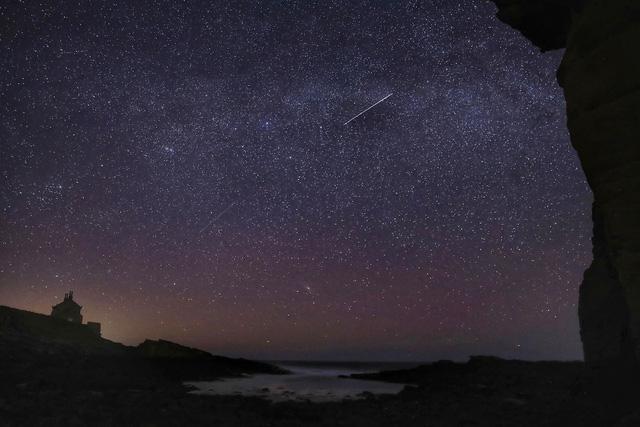 Mưa sao băng Lyrid sẽ diễn ra vào tháng 4 - ảnh 1