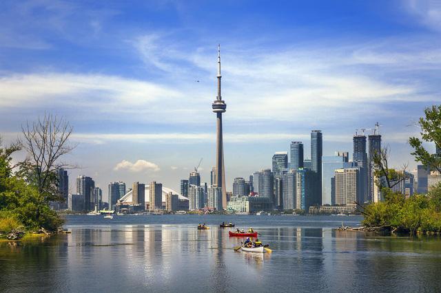 Toronto, Canada. Ảnh: Getty