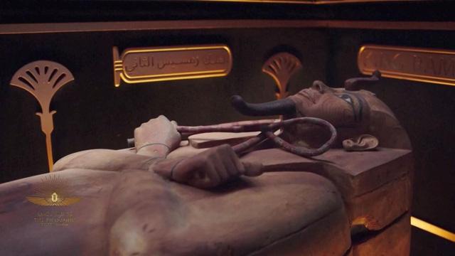 22 xác ướp được diễu hànhtrên đường phố Cairo (Ai Cập) - Ảnh 6.