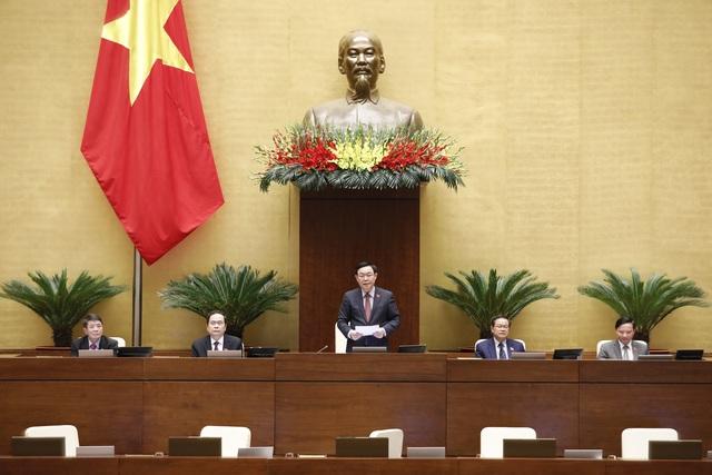 TRỰC TIẾP: Bế mạc kỳ họp thứ 11, Quốc hội khóa XIV - Ảnh 3.