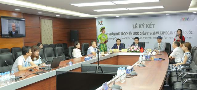 VTVcab và Tập đoàn KT hợp tác phát triển dịch vụ âm nhạc trực tuyến tại Việt Nam - ảnh 1