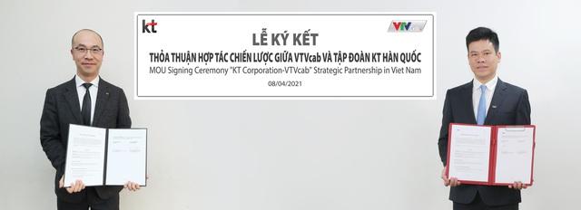VTVcab và Tập đoàn KT hợp tác phát triển dịch vụ âm nhạc trực tuyến tại Việt Nam - ảnh 2