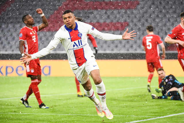Kết quả UEFA Champions League sáng 08/4: Bayern thất bại trước PSG, Chelsea thắng dễ - Ảnh 2.