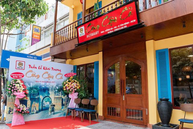 Nhiều sao Việt hội ngộ thưởng thức ẩm thực Hà thành tại Hồ Chí Minh - Ảnh 1.