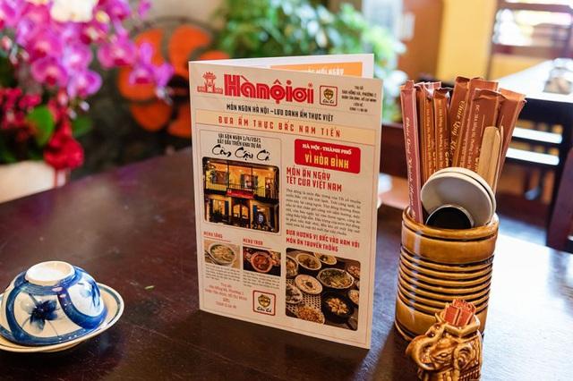 Nhiều sao Việt hội ngộ thưởng thức ẩm thực Hà thành tại Hồ Chí Minh - Ảnh 5.