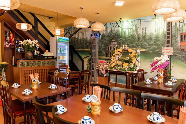Nhiều sao Việt hội ngộ thưởng thức ẩm thực Hà thành tại Hồ Chí Minh - Ảnh 3.