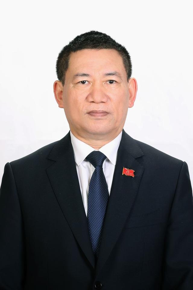 Tóm tắt tiểu sử Bộ trưởng Bộ Tài chính Hồ Đức Phớc - Ảnh 1.