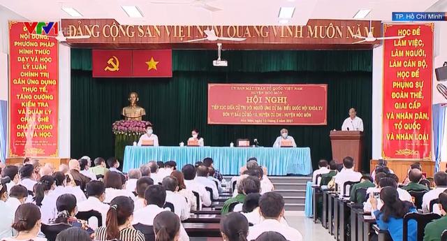 Chủ tịch nước Nguyễn Xuân Phúc: Đưa TP Hồ Chí Minh trở thành hình mẫu của cả nước - Ảnh 1.