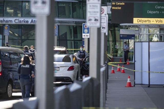 Nổ súng tại sân bay quốc tế Vancouver (Canada) gây chết người - Ảnh 1.