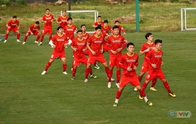 ĐT Việt Nam chốt lịch đá giao hữu với ĐT Jordan tại UAE - Ảnh 3.