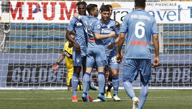 Serie A: Parma và Crotone chính thức xuống hạng - Ảnh 1.