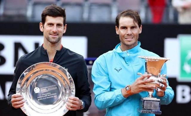 Rafael Nadal đặt mục tiêu vô địch Rome Masters - Ảnh 1.