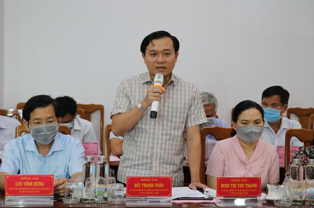 Phú Yên giảm 34 điểm tiếp xúc cử tri để phòng chống dịch COVID-19 - Ảnh 1.