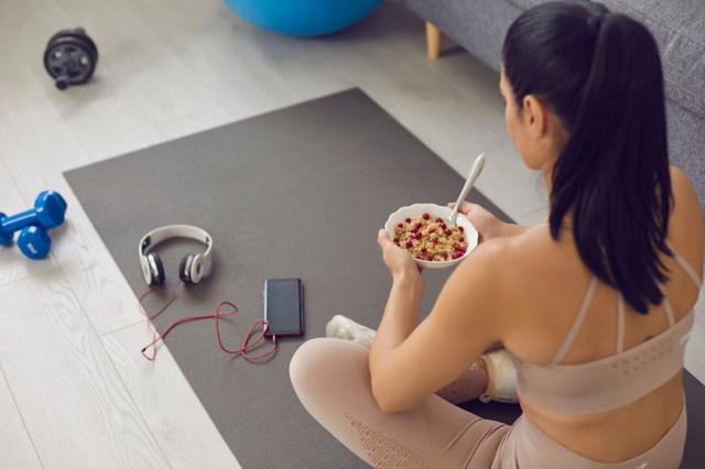4 mẹo giúp việc tập thể dục dễ dàng hơn - ảnh 2