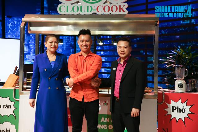 """Shark Bình """"bắt tay"""" Shark Liên đầu tư 6 tỷ cho dự án """"bếp trên mây"""" - Ảnh 6."""