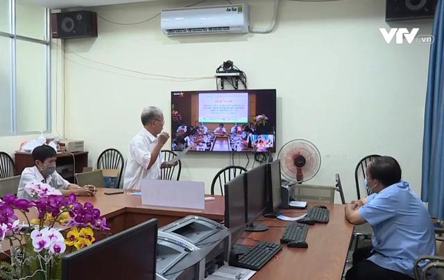 TP Hồ Chí Minh tổ chức tiếp xúc cử tri trực tuyến, tương tác trên trang bầu cử điện tử - Ảnh 1.